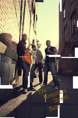 Cover art for The Mountain Street Band... LIVE!!!