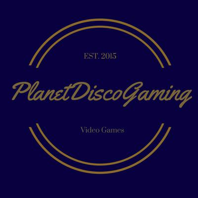 PlanetDiscoGaming Podcast