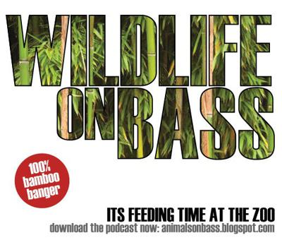 Cover art for Wildlife On Bass: Episode 3 -Totally Tropical Bass
