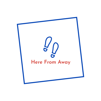 Here From Away features individual stories of people who came (or came back) to Halifax from somewhere else.