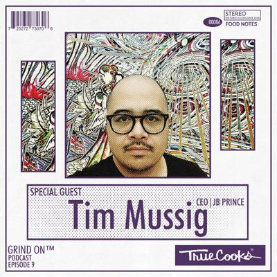 Cover art for Episode 9 : Tim Mussig | CEO JB Prince