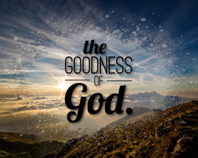 Cover art for The Goodness Of God