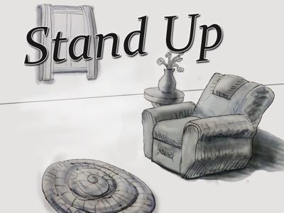 Cover art for Stand Up - Part 1 - Guts Required