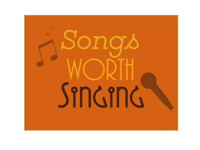 Cover art for Songs Worth Singing - Part 2 - Blessed