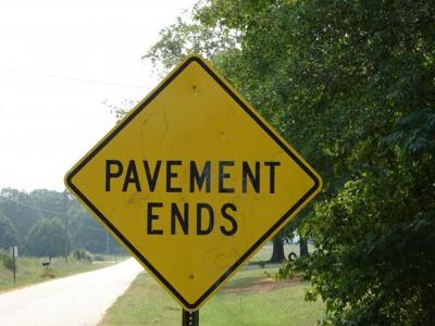 Pavement Ends Ministry
