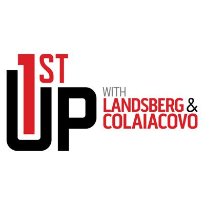 First Up with Landsberg & Colaiacovo