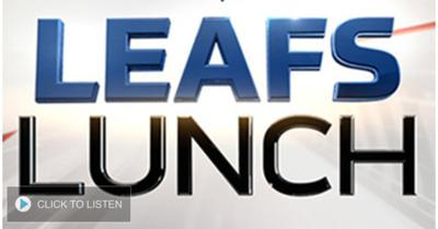 Cover art for Leafs Lunch: October 14, 2021
