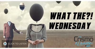 Cover art for WTW: What The Wednesday 6/2 He Saw Whaaaat? On The Boat At The Lake??