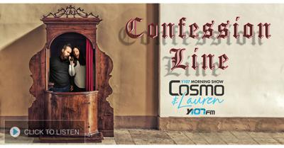 Cover art for CONFESSION LINE: She Is