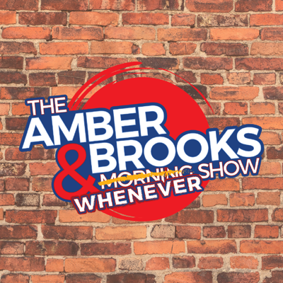 Cover art for Amber and Brooks Morning Show Replay 05-15-20