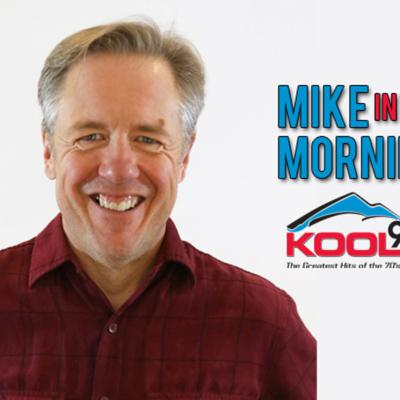 Mike in The Morning