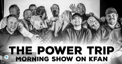 "Cover art for ""Power Trip Live"" - The Power Trip [FULL SHOW]"