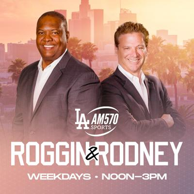 Fred Roggin and Rodney Peete giving you everything you need to know about L.A. sports.