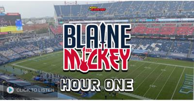 Cover art for Blaine and Mickey 8-26-21 Hour One: Solomon Wilcots joins the show