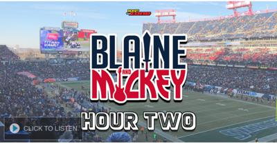 Cover art for Blaine and Mickey 8-26-21 Hour Two: Coach Doug Mathews in studio