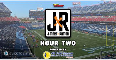 Cover art for JMart and Ramon 9-24-21 Hour Two: