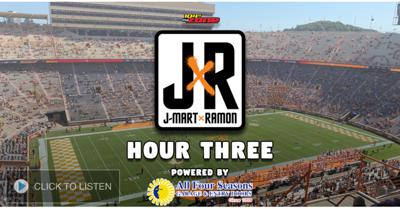 Cover art for JMart and Ramon 9-24-21 Hour Three: Mike Keith