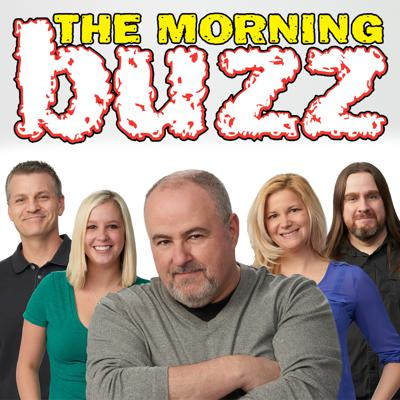 The best of Greg & The Morning Buzz. Listen weekdays 5:30am to 10am at morningbuzz.com