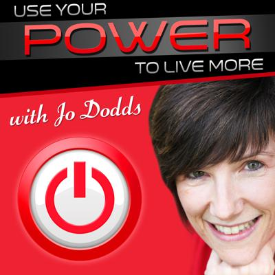 POWER to Live More with Jo Dodds