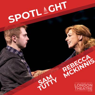 Cover art for Dear Evan Hansen's Sam Tutty and Rebecca McKinnis