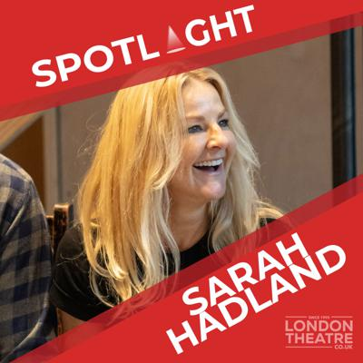 Cover art for Sarah Hadland