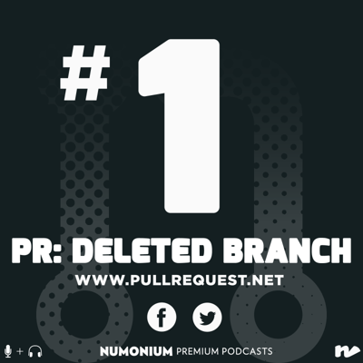 Cover art for Deleted Branch #1 ▶ Podcast Recording & the Blues