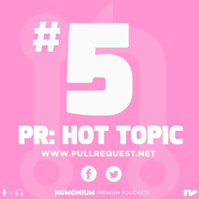 Cover art for Hot Topic #5 ▶ Facebook F-Ups