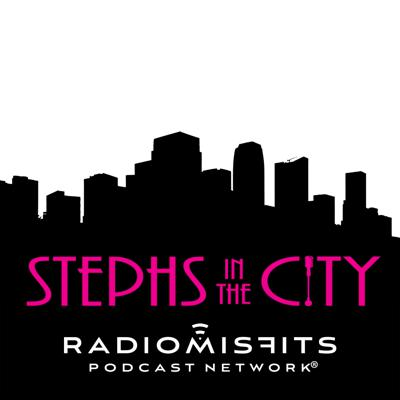 What do you get when you give two Stephs microphones? Lots of laughs and a few cringes while covering everything from Dating & Sex to News & Entertainment.