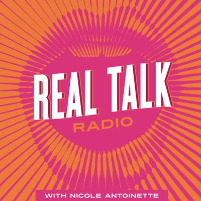 This is Real Talk Radio, the podcast that's filled with refreshingly honest conversations about the wonderful mess of being human. Each episode is listener-funded, and show host Nicole Antoinette sits down with a wide range of beautifully imperfect people to talk about what's really going on in their lives. The conversations dive deep into topics like: work, love, sex, money, addiction, friendship, racism, body image, mental health, grief, fear, courage, change, and... everything in between. Listening to these stories will hopefully feel like a sigh of relief, reminding you that we're all just doing the best we can, and that no matter what we're in this together. For more information and show notes, visit https://realtalkradiopodcast.com.