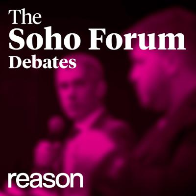 Reason presents a libertarian-themed debate series recorded monthly before a live audience in New York City. Moderated by former Barron's Economics Editor Gene Epstein, the Soho Forum features Nobel prize winners, radical thinkers, and other public intellectuals facing off over the future of abortion, bitcoin, electric vehicles, government debt, illegal drugs, robotics, sex work, and other controversial topics.
