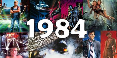 Cover art for Year in Review: 1984