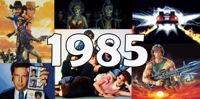 Cover art for Our Top Five: 1985