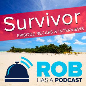 Survivor: Winners at War Recaps and Interviews hosted by former Survivor Rob Cesternino
