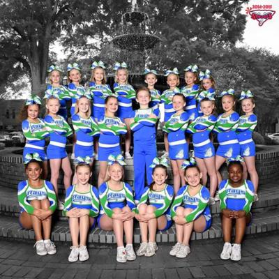 Welcome to Mintland- The Story of the 2015 Stingray Allstars Peppermint