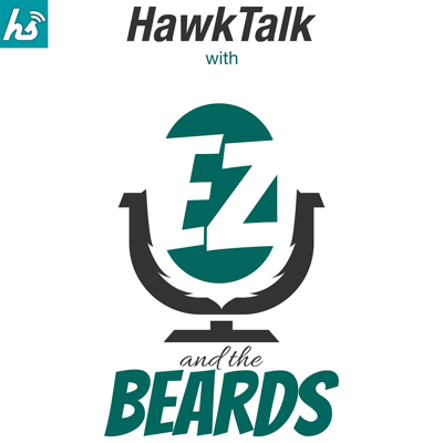 Hawktalk with Ez and the Beards