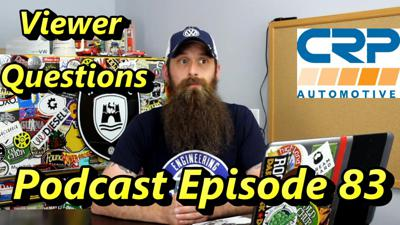 Cover art for Viewer Car Questions ANSWERED ~ Audio Podcast Episode 83