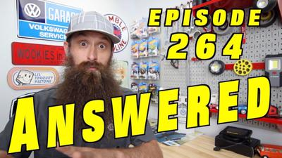 Cover art for Viewer Car Questions ANSWERED ~ Audio Podcast Episode 264