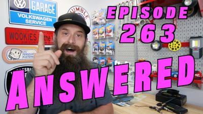Cover art for Viewer Car Questions ANSWERED ~ Audio Podcast Episode 263