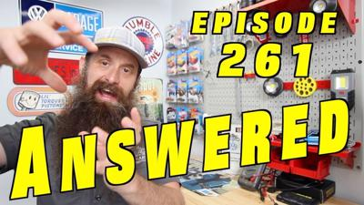 Cover art for Viewer Car Questions ANSWERED ~ Audio Podcast Episode 261