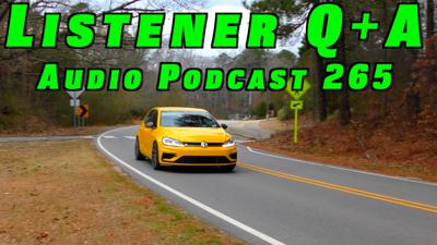 Cover art for Viewer Car Questions ANSWERED ~ Audio Podcast Episode 265