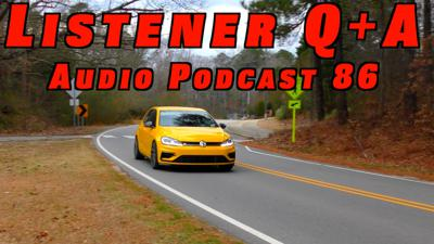 Cover art for Viewer Automotive Questions Answered ~ Audio Podcast Episode 86