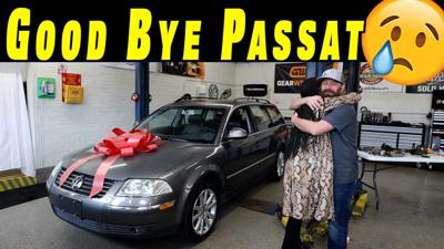 Cover art for Saying Goodbye to My 2005 VW Passat