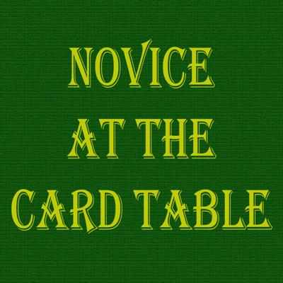 Novice at the Card Table