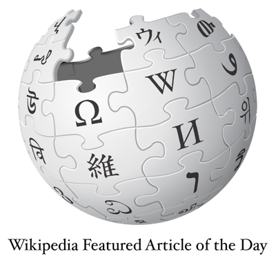 WikiPedia - Featured Article of the Day - AutoPodcasts