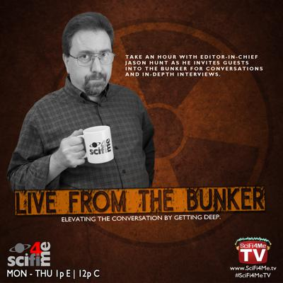 SciFi4Me: Live From the Bunker