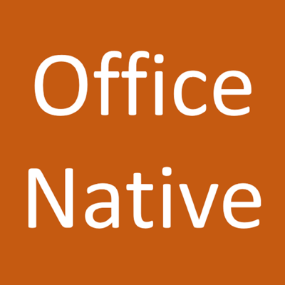 Office Native
