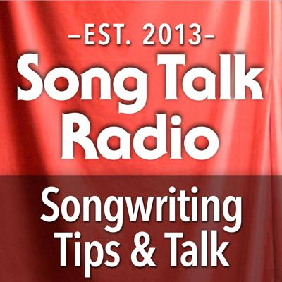 Songwriters sharing tips and techniques on better songwriting – and the odd bad joke.