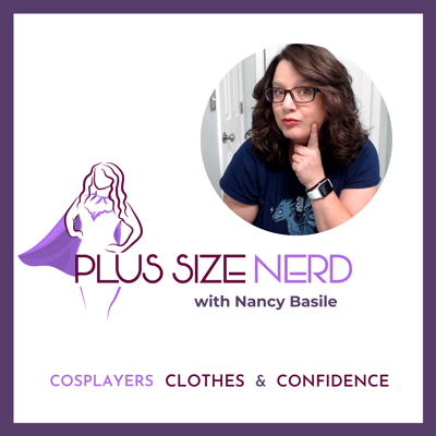 The Plus Size Nerd podcast focuses on the unique problems and lifestyle of the female plus size nerd. Host Nancy Basile talks to cosplayers about their experiences and how they got started, to fashion gurus about how to dress for a plus size woman, and reviews nerd entertainment.