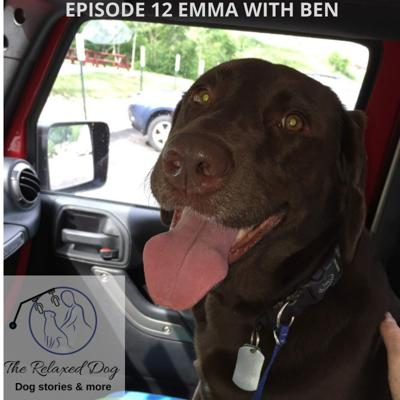 Cover art for Episode 12 Emma with Ben