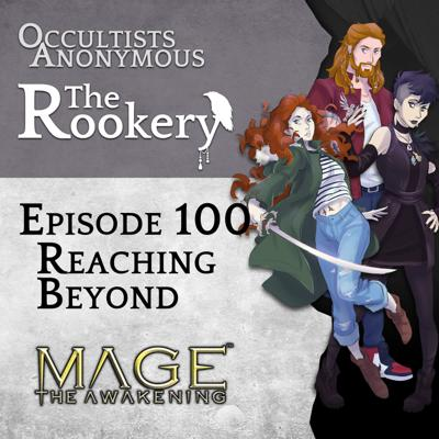 Cover art for Episode 100: Reaching Beyond